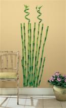 Bambus - samolepky na zeď