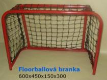 Sona branka na florbal 6045 60x45cm, včetně sítě
