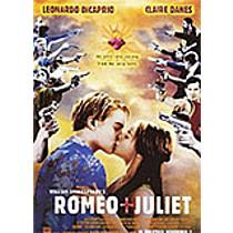 Romeo a Julie DVD (Romeo + Juliet)