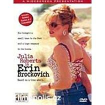 Erin Brockovich DVD