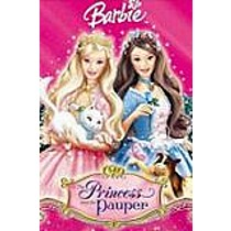 Barbie princezna a švadlenka DVD (Barbie as the Princess and the Pauper)