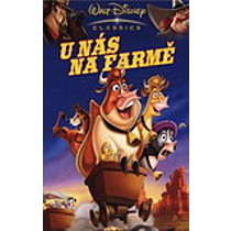 U nás na farmě DVD (House on the Range)