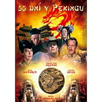 55 dní v Pekingu DVD (55 Days at Peking)