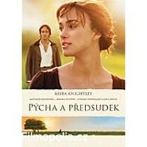Pýcha a předsudek DVD (Pride & Prejudice)