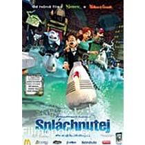 Spláchnutej DVD (Flushed Away)