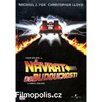 Návrat do budoucnosti - Trilogie DVD (Back to the Future)