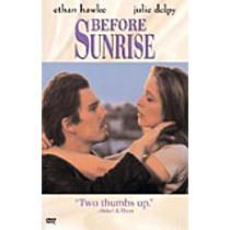 Před úsvitem DVD (Before Sunrise)