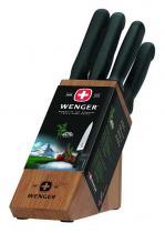 Wenger Grand Maitre set 8 dílný ve špalku