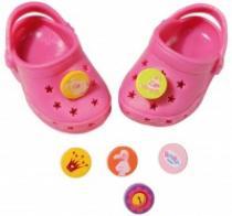 Zapf BABY born Gumové sandálky crocsy