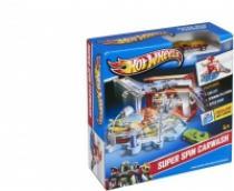 Mattel Hot Wheels klasická hrací sada