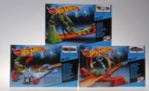 Mattel Hot Wheels dráha závodní překážky