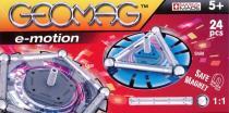 GEOMAG - E-motion Power Spin 24 dílků