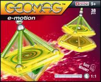 GEOMAG - E-motion Power Spin 38 dílků
