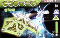 GEOMAG - Kids Panels Glow 76 dílků