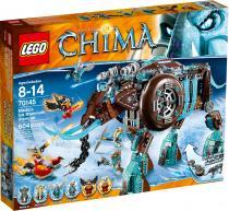 LEGO Chima 70145 - Maulův ledový mamut