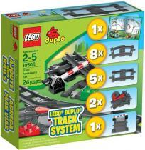 LEGO 10506 DUPLO - Doplňky k vláčku