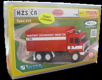 Vista 0104-74 - Monti 74 Tatra 815 HZS ČR 1:48