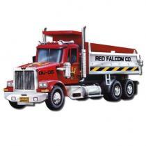 Vista 0107-44 - Monti 44 Dumper Truck Western star 1:48