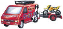 Vista - Renault Trafic - Enduro