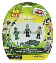 COBI 2020 - 3 figurky Small Army