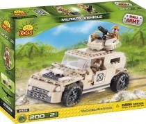 COBI 2328 - Malá armáda - vozidlo pro boj v poušti