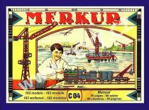 Merkur Stavebnice Classic C04