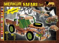 Merkur Stavebnice Safari set