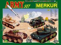 Merkur Stavebnice Army set