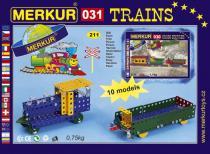 Merkur Stavebnice M 031 Železniční modely