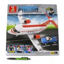 SLUBAN 75554 - letadlo 275 ks