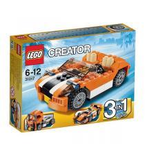 LEGO Creator 31017 - Oranžový závoďák