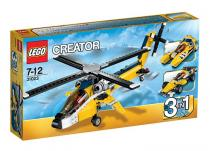 LEGO Creator 31023 - Žlutí jezdci
