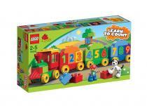 LEGO DUPLO 10558 - Vláček plný čísel