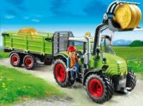 Playmobil 5121 - Traktor s přívěsem
