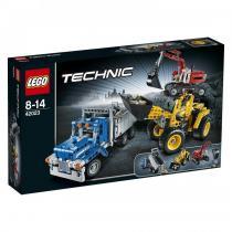 LEGO Technic 42023 - Stavbaři