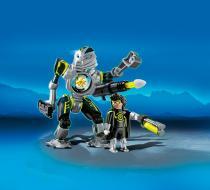 Playmobil 5289 - Bojový robot Mega Masterů