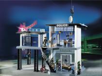Playmobil 5182 - Policejní stanice s alarmem