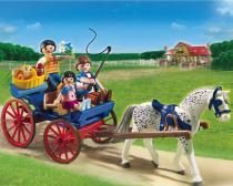 Playmobil 5226 - Koňský povoz