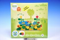 Vista 0305-41 - Blok Flora 4 plast 85ks v krabici 35x33,5x5,5cm