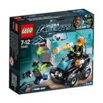 LEGO Agents 70160 - Pobřežní nájezd