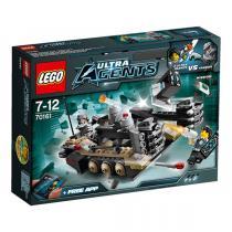 LEGO Agents 70161 - Otřesy na trati
