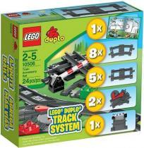 LEGO Ville 10506 - Doplňky k vláčku