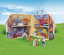 Playmobil 5167 - Přenosný dům pro panenky