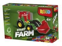 ROTO - začínáme - traktor 14001