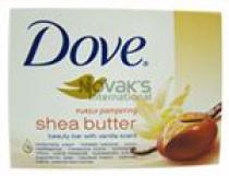 Unilever Dove mýdlo Bambucké máslo 100g