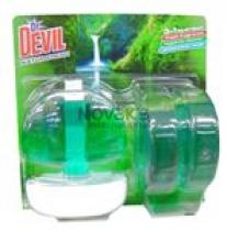 Tomil Dr. Devil WC blok tekutý Natur fresh 3x55ml