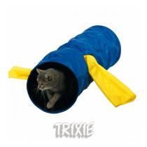 TRIXIE Tunel nylonový pro kočky 30x115cm