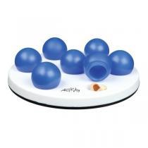 TRIXIE Zábavná deska se 7 míčky Cat Aktivity SOLITAIRE - 20 cm