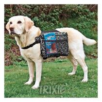 TRIXIE Batoh na záda pro psa vel. M 23x15cm