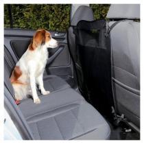 TRIXIE Bezpečnostní ochrana mezi přední sedadla s kapsami 60/44x69